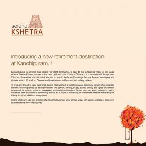 Serene Kshetra Brochure 6