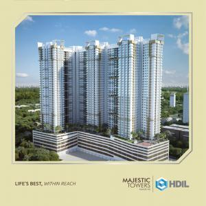 HDIL Majestic Towers Brochure 1