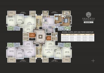 Shaurya Residence Brochure 17