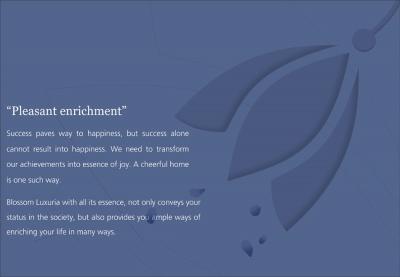 Shilp Blossom Luxuria Brochure 6