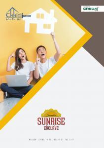 Chhitij Floors Surendra Sunrise Enclave Brochure 1