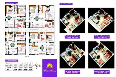 Infocity Excellence And Elegance Brochure 3