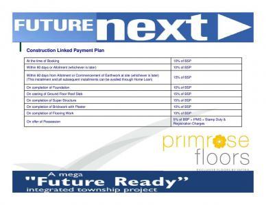 Vatika Primrose Floors Brochure 14