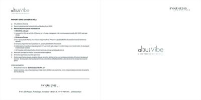 Synthesis Altius Vibe Brochure 17