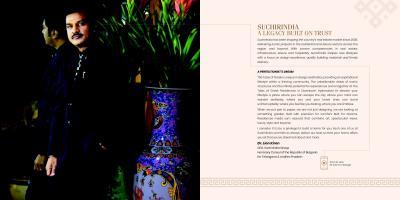 Suchirindia The Tales of Greek Brochure 2