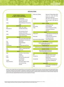Mahagun Moderne Brochure 9