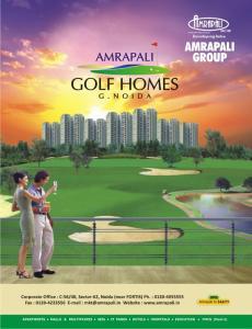 Amrapali Golf Homes Brochure 1