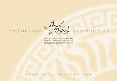 Sri Aditya Royal Palms Brochure 2