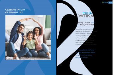 Roha Vatika Brochure 3