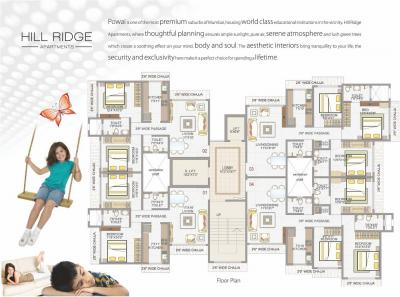 Sidhivinayak Hill Ridge Apartments Brochure 2