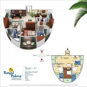 Sarvottam KSN Royal Palms Brochure 9