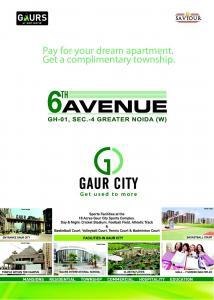 Gaursons Hi Tech 6th Avenue Brochure 1
