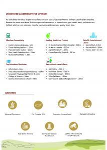 Dream Pushpak CHS Brochure 3