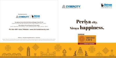 Shriram Value Homes At Divine city Brochure 1