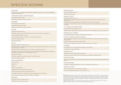 Vatika Sovereign Next Brochure 12