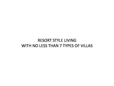 Rise Resort Residence Villa Brochure 13