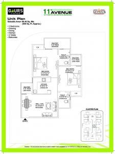 Gaursons Hi Tech 11th Avenue Brochure 6