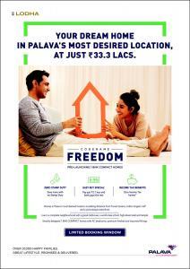 Lodha Codename Freedom Brochure 1