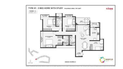 Bhartiya Nikoo Homes 2 Brochure 21