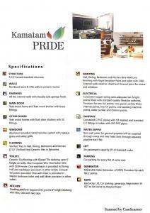 KSR Constructions Kamatam Pride Brochure 3