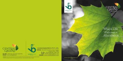 Vanshi Central Greens Brochure 1