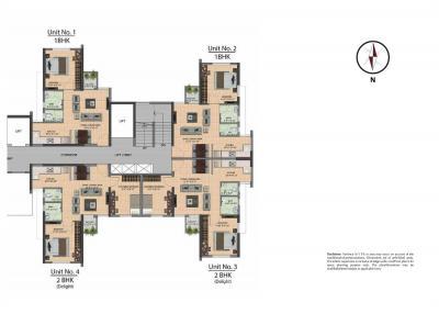 Shapoorji Pallonji Joyville Howrah Tower B6 B7 Summit A And B Brochure 21