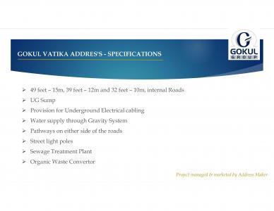 Gokul Vatika Address Brochure 6