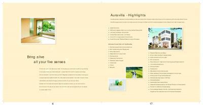 Dhaatri Auravilla  Brochure 4