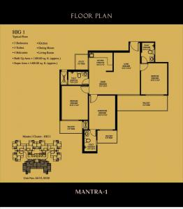 Mahagun Mantra 2 Brochure 6